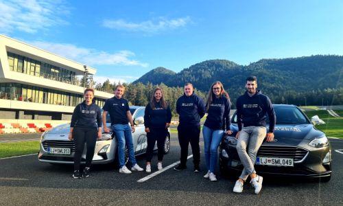 #NavijamoZaNase mlade voznike na mednarodnem izboru na Poljskem