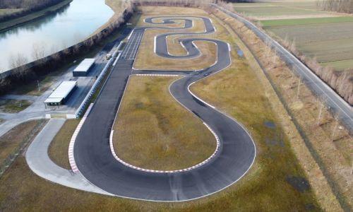AMZS Center kartinga in moto športa je odprt