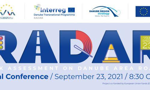Zaključna konferenca projekta Radar pod okriljem slovenskega predsedstva Svetu EU