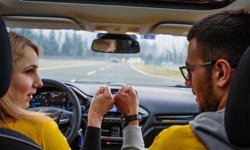 Najboljši in najboljša:  izbor najboljšega mladega voznika in voznice 2019