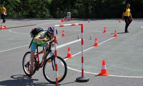 Gostili smo preventivno tekmovanje mladih kolesarjev