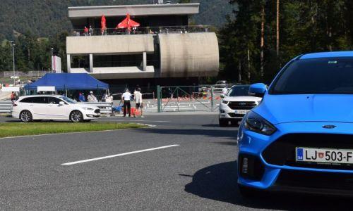 Ford akademija v AMZS Centru varne vožnje