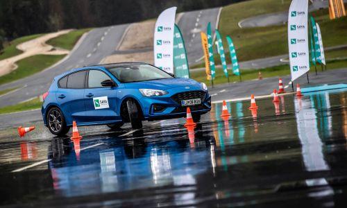 Praktični del izbora Najboljši za volanom 2020 preložen