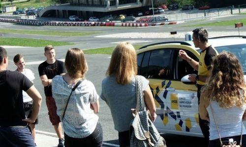 Spremembe zakona o usposabljanju voznikov začetnikov in izbrisu kazenskih točk