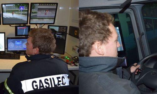 Partner pri izobraževanju na simulatorju Rosenbauer bo Zavarovalnica Triglav!