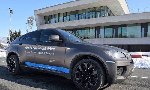 Razvoj kolesnih motorjev za električna vozila na Vranskem