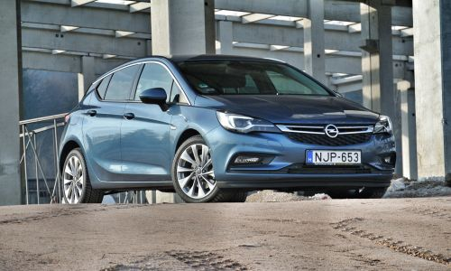 Test: Opel astra 1.6 CDTi start&stop innovation