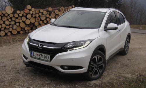 Test: Honda HR-V 1.6 D executive