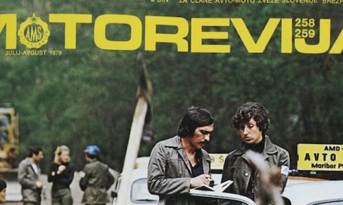 Motorevija od leta 1975 do 1980