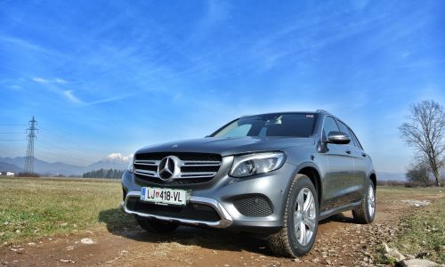 Test: mercedes GLC 220 d 4matic