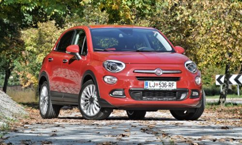Test: fiat 500X city look 1.6 multijet II 16v lounge