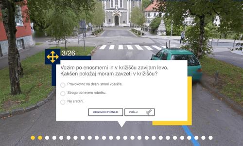 Virtualna šola vožnje