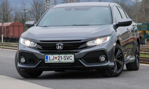 Kratek test: Honda civic 1.0 vtec turbo elegance