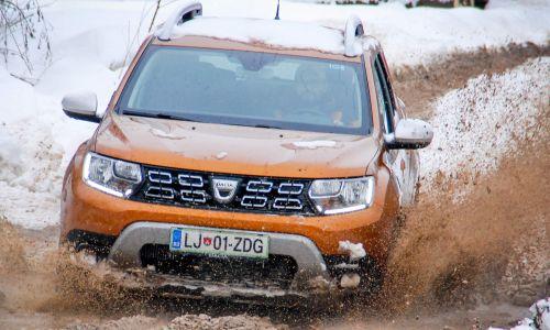 Test: Dacia duster 1.5 dCi 110 4WD prestige