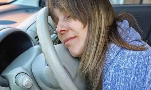 Spomladanska utrujenost za volanom lahko privede do nesreče