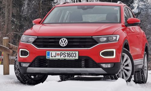 Test: Volkswagen T-roc 1.5 TSI sport
