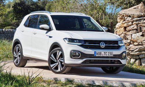 Za volanom: Volkswagen T-cross
