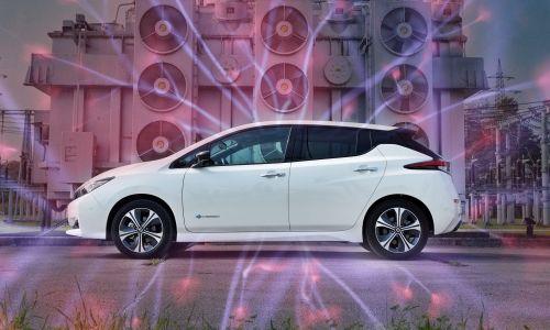 Elektromagnetna polja (sevanja) električnih avtomobilov