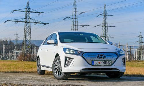 Kratek test: Hyundai ioniq EV impression