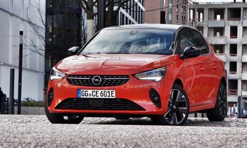 Za volanom: Opel corsa-e