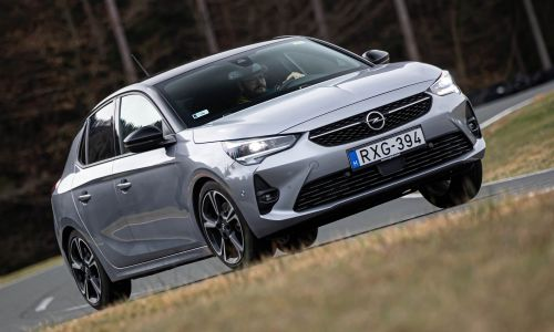 Test: Opel corsa 1.2 turbo GS-line SS
