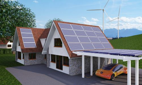 Ekologija: S strehe v avto