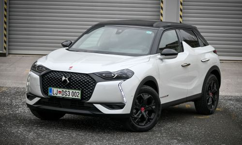 Test: DS 3 crossback puretech 155 EAT8 performance line