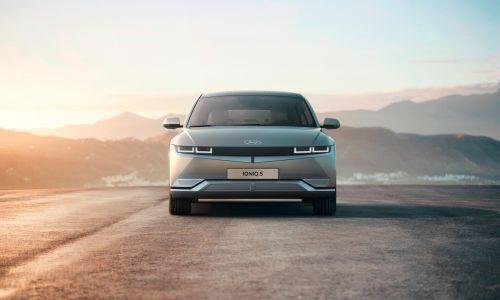 Hyundai ioniq 5 - električni avto, ki postavlja nova merila