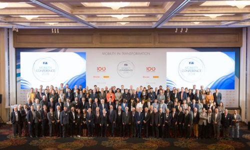 FIA konferenca o mobilnosti 2018 v Urugvaju