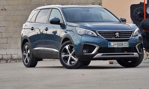 Test: Peugeot 5008 1.6 blueHDi