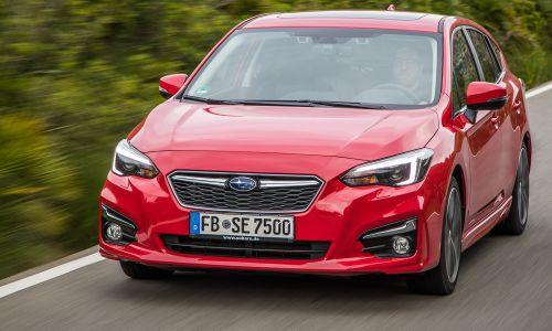 Za volanom: Subaru impreza