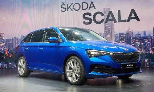 Prvi pogled: Škoda scala - svetovna premiera