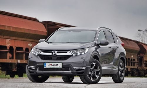 Test: Honda CR-V 1.5 turbo CVT AWD lifestyle