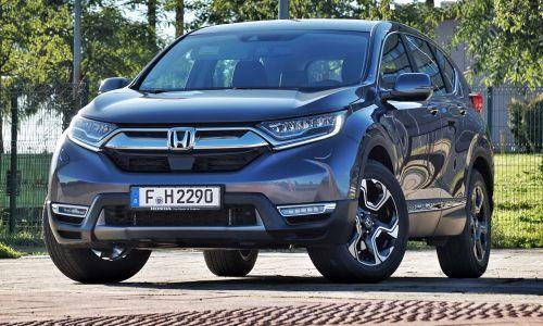Za volanom: Honda CR-V hybrid