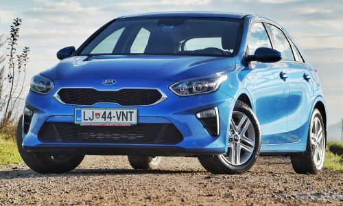 Test: Kia ceed 1.4 T GDi LX edition