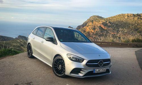 Za volanom: Mercedes-benz razred B