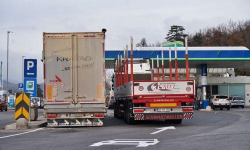 Tovorni labirint brez izhoda - preteča nevarnost