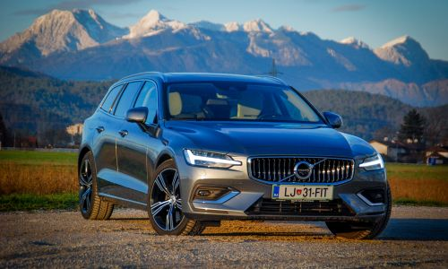 Test: Volvo V60 D4 A inscription