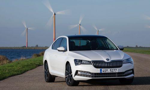 Za volanom: Škoda superb iV
