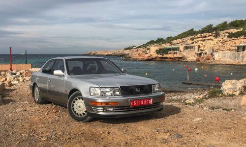 30 let Lexusa: z inovacijami do prestiža