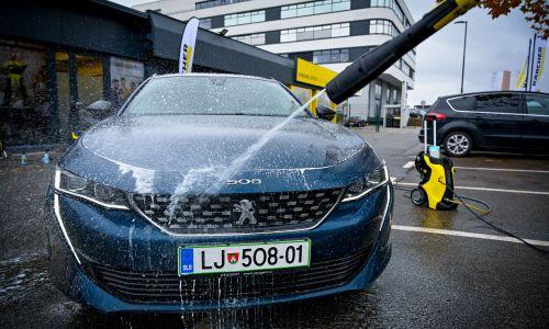 Pranje avtomobila: znate pravilno uporabljati visokotlačni čistilnik?