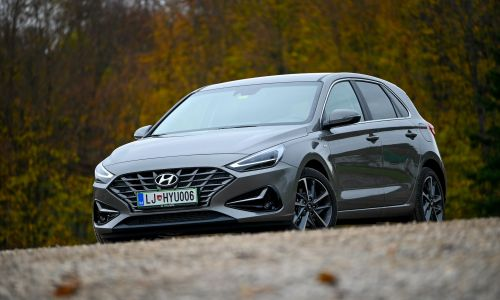 Kratek test: Hyundai i30 1,5 T-GDI 160 MHEV iMT impression