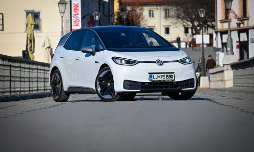 Test: Volkswagen ID.3 1st max