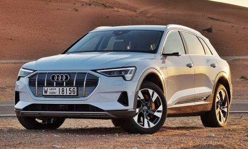 Za volanom: Audi e-tron 55 quattro
