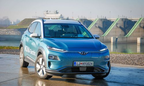 Test: Hyundai kona electric impression (64 kWh)
