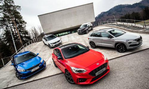 Slovenski avto leta 2019 je ford focus