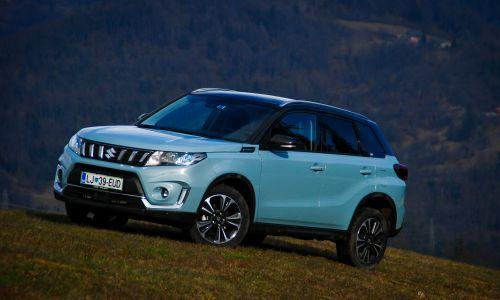 Kratek test: Suzuki vitara 1,4 boosterjet allgrip elegance