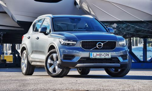 Test: Volvo XC40 D3 A momentum