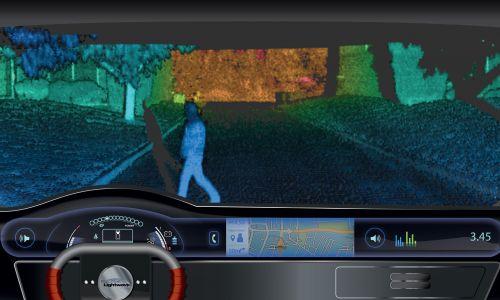 Lidar – avtomobilski laserski čitalnik