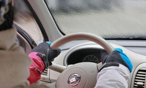 Zima za volanom: pozor, mraz!